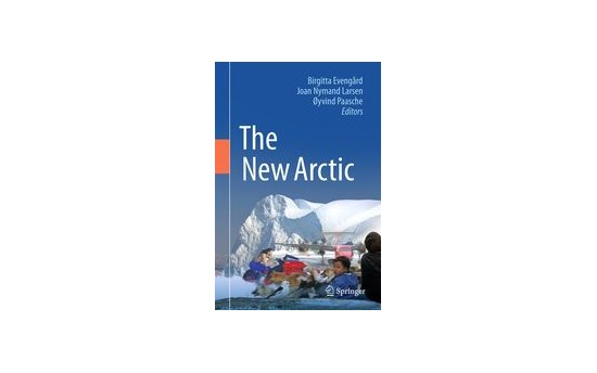 The New Arctic cover image