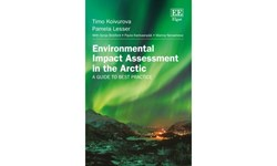 Environmental Impact Assessment in the Arctic publication cover