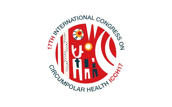 ICCH17 International Congress on Circumpolar Health logo.png